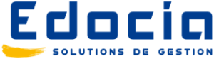 Edocia moyen logo sign